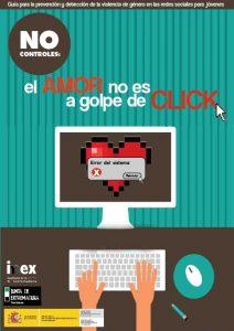 amor golpe de click