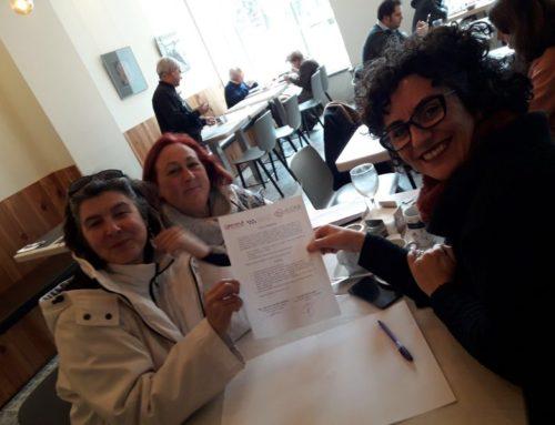 Ágora se alía con Master GEMMA: ambas entidades colaborarán en la formación de futuras profesionales en materia de igualdad y género