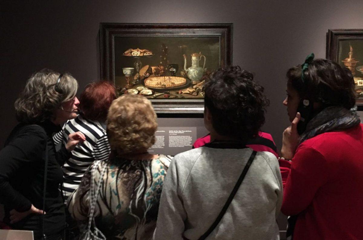 """Encina Villanueva, historiadora del arte: """"Practicamente salias de la carrera sin conocer el nombre de una mujer artista"""""""
